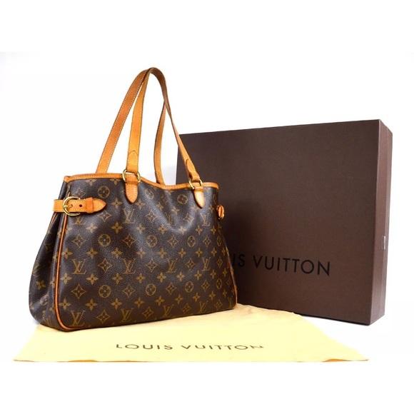 6c5b0c3d9aa0 Louis Vuitton Handbags - Pre-loved Authentic Louis Vuitton Bagtignolles
